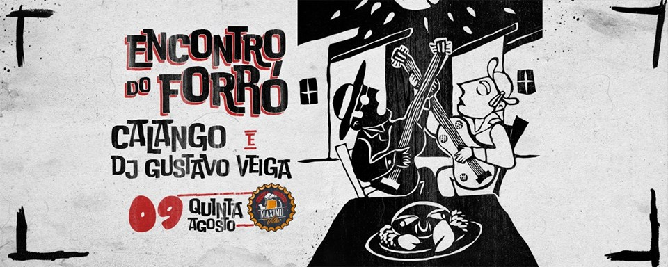 Maximo Villa - Encontro do Forró
