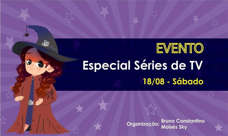 Casa da Bruxinha - Especial séries de TV