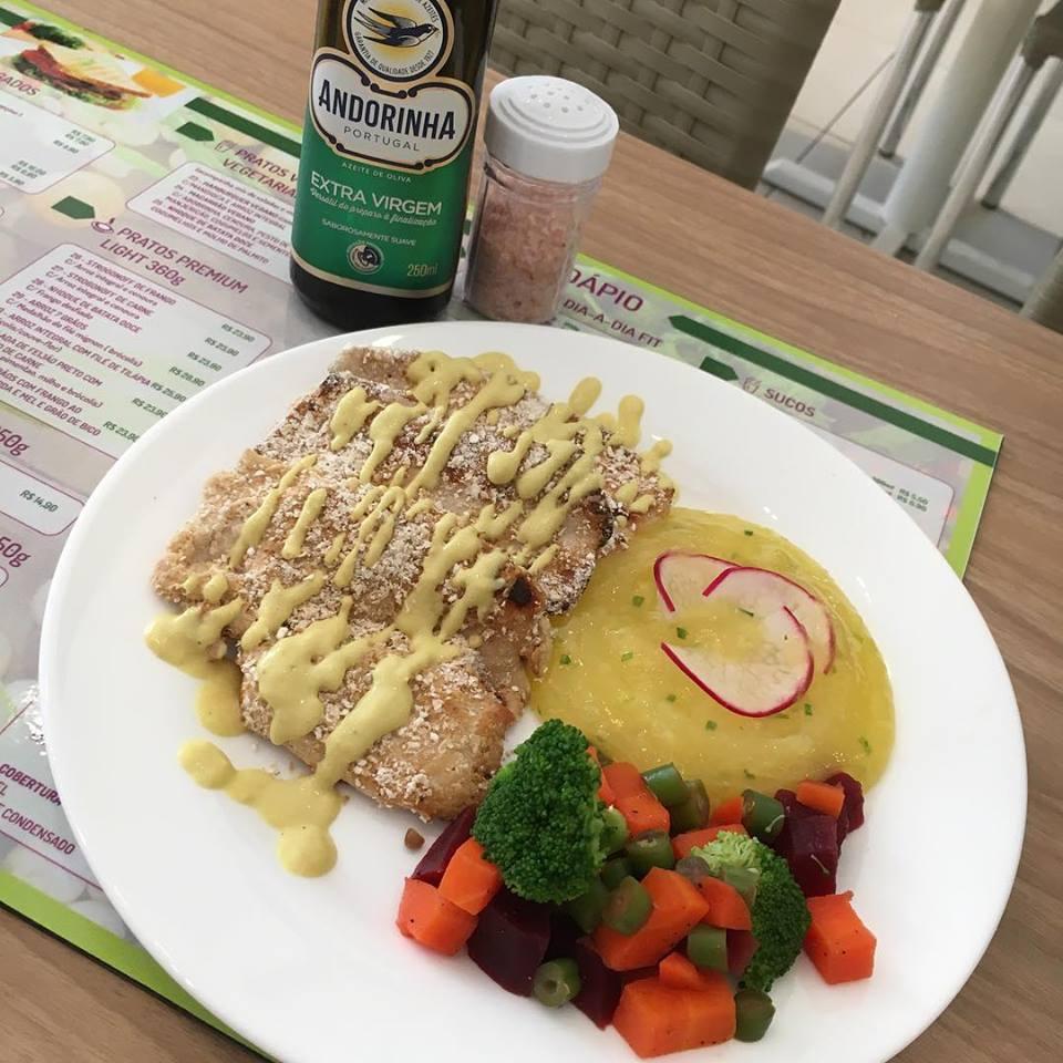Fit & Light é opção de comida saudável em Londrina