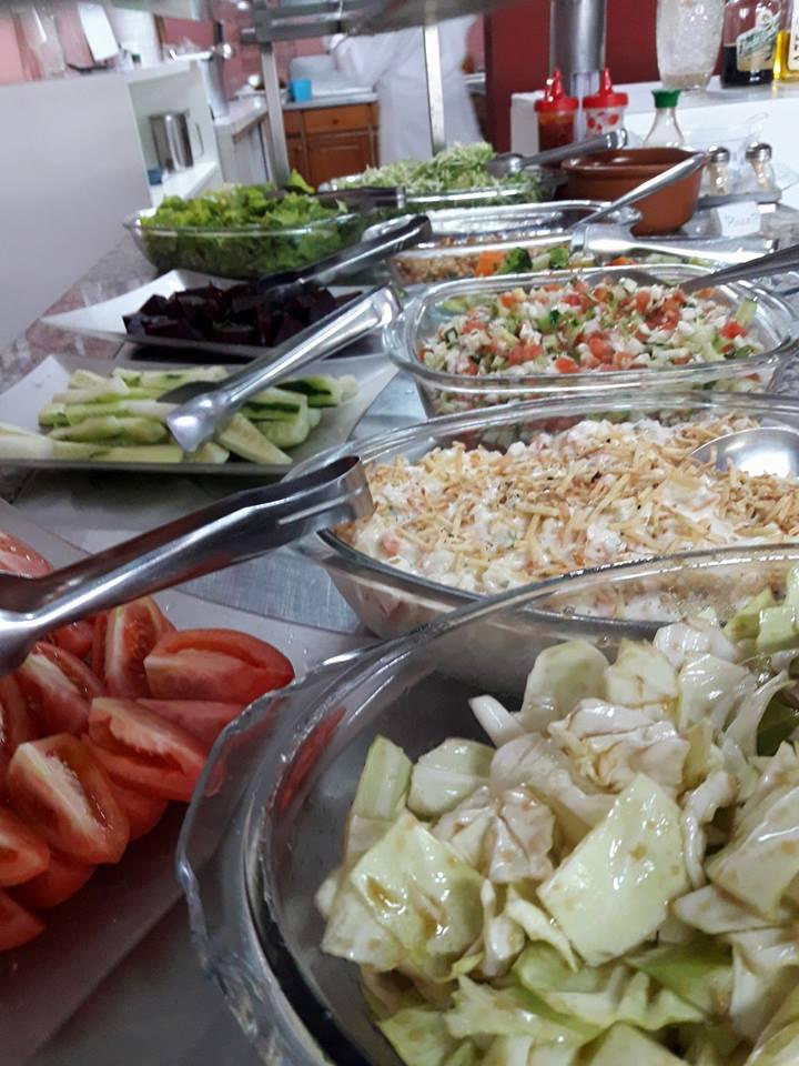 Restaurante Flipper é opção de comida saudável em Londrina