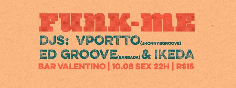 Valentino- Funk-me 93