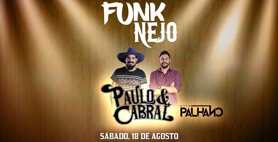 Tozen - Funknejo Paulo & Cabral