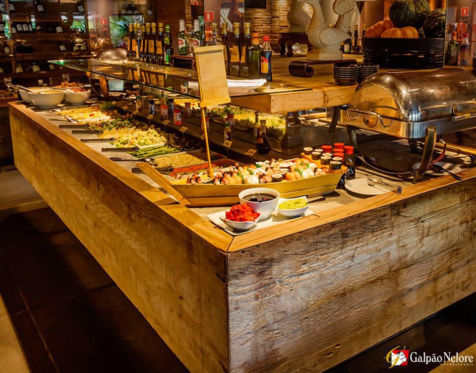 Alta gastronomia em Londrina: Galpão Nelore