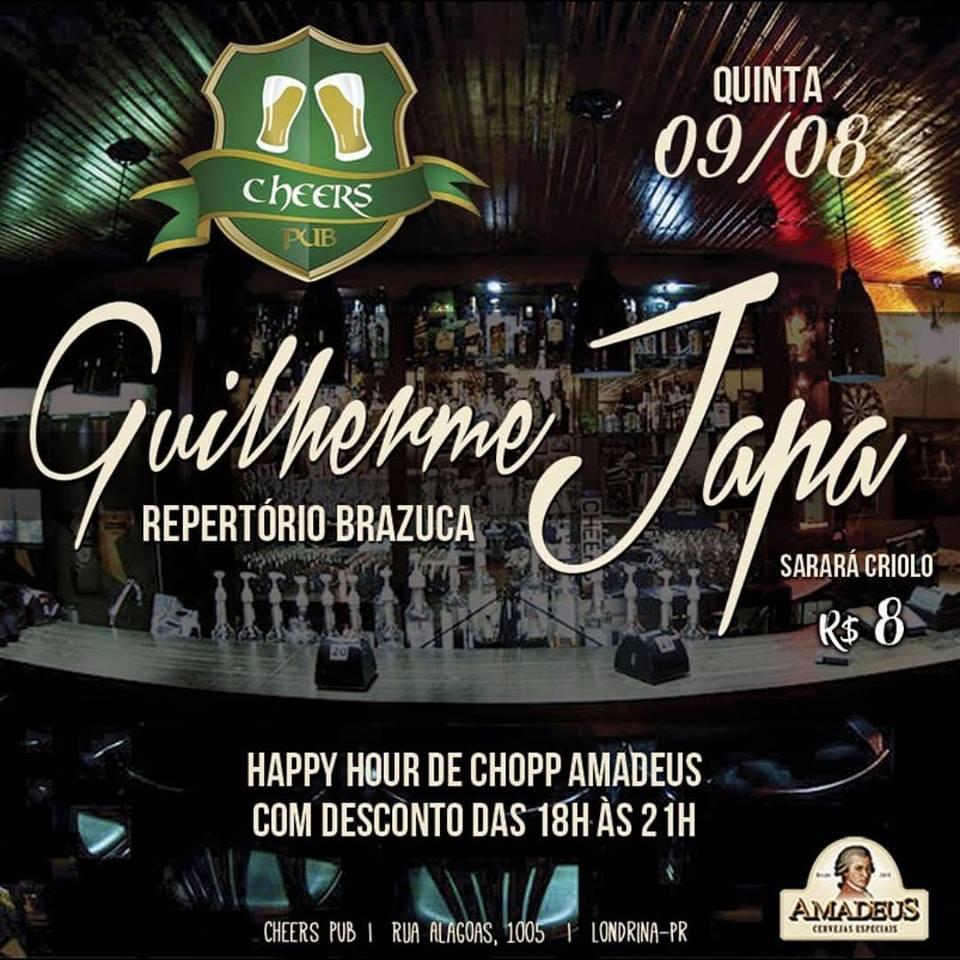 Cheer pub - Guilherme Japa