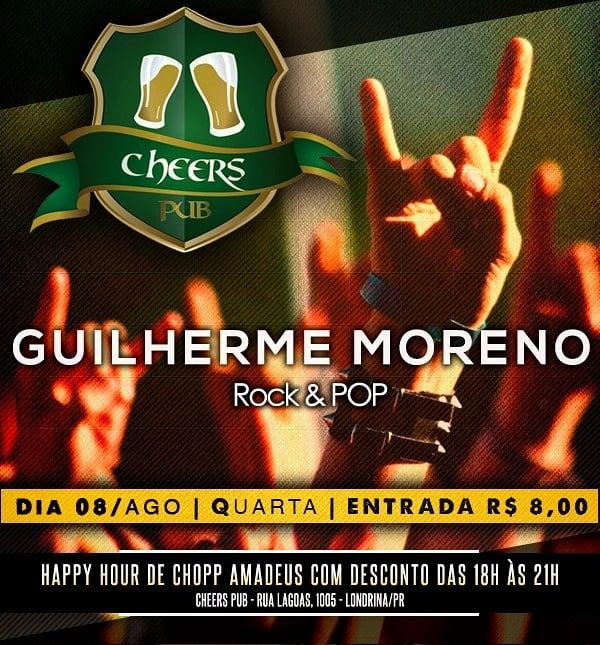 Cheer pub - Guilherme Moreno