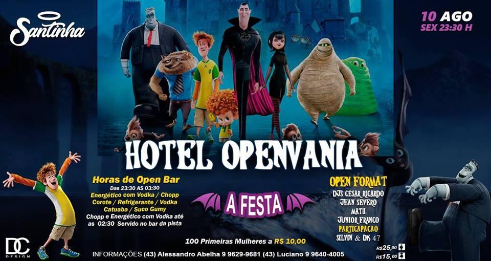 Santinha - Hotel Openvania