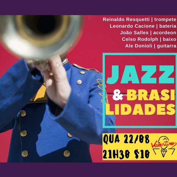 Valentino - Jazz e Brasilidades
