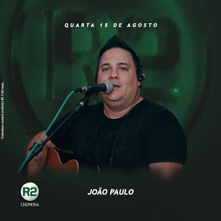 R2 Choperia - João Paulo