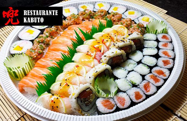 Comida japonesa em Londrina: Restaurante Kabuto