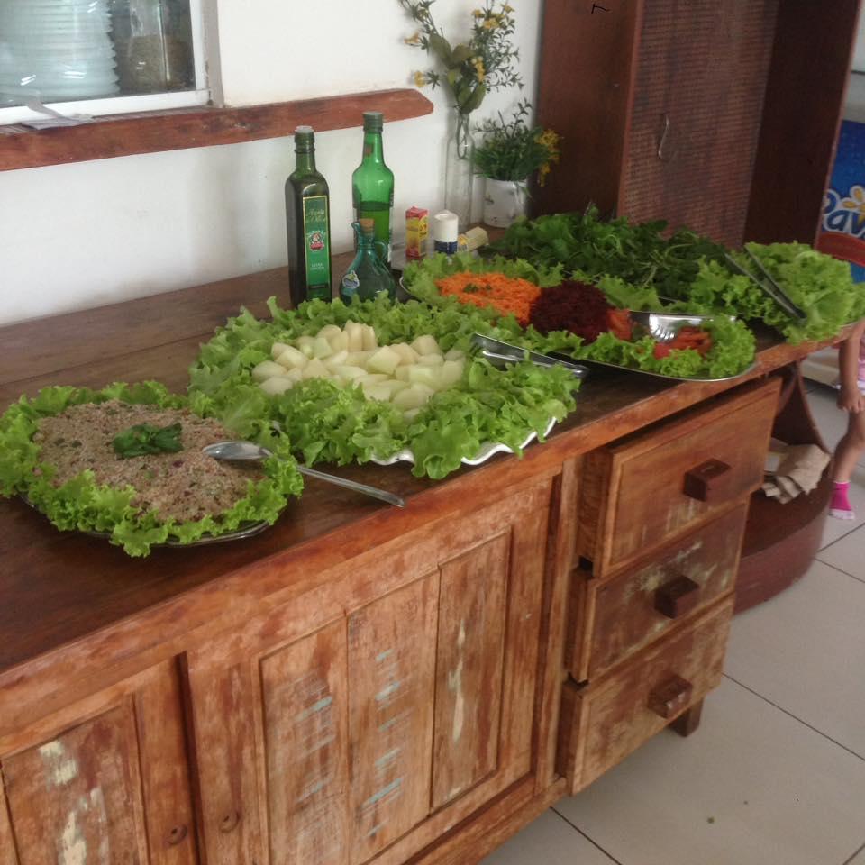 Kitanda é opção de comida saudável em Londrina