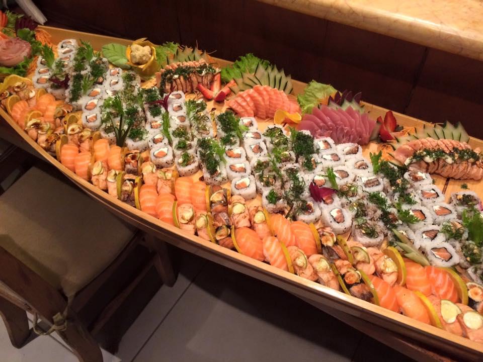 Comida japonesa em Londrina: Koala Sushi Ya
