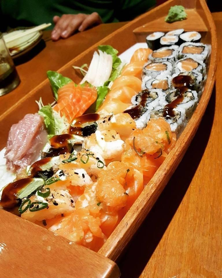 Comida japonesa em Londrina: Kozan Sushi