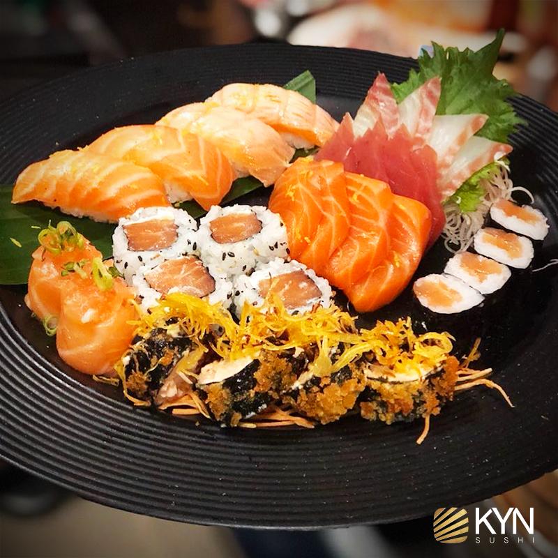 Comida japonesa em Londrina: Kyn Sushi
