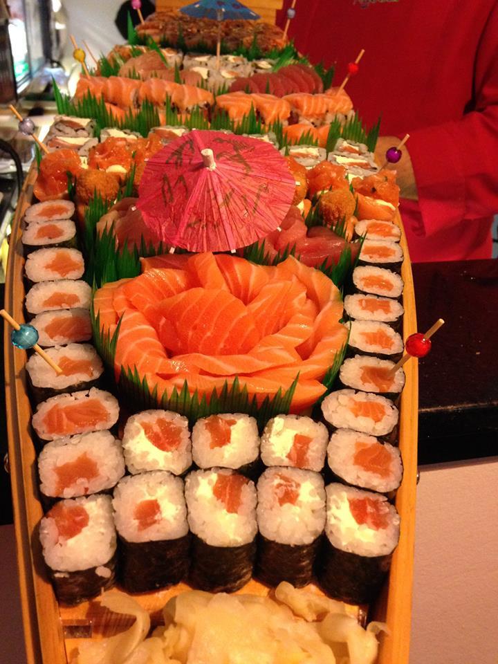 Comida japonesa em Londrina: Kyodai