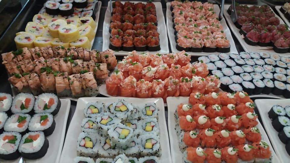 Comida japonesa em Londrina: Kyoto