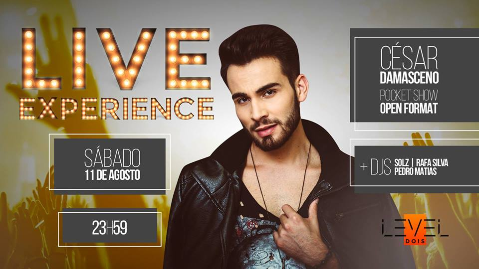 Level dois - Live experience
