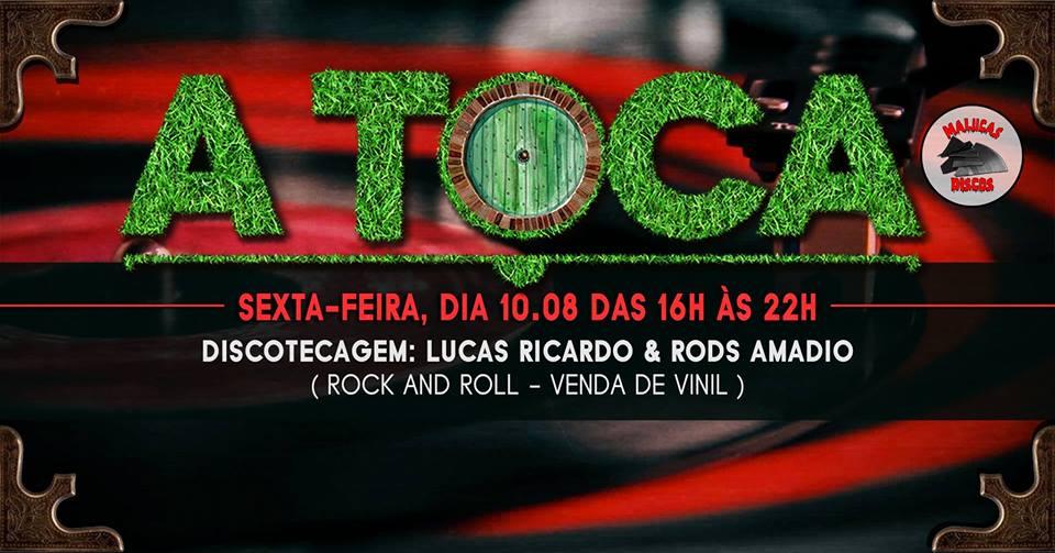 A Toca - Lucas Ricardo e Rods Amadio