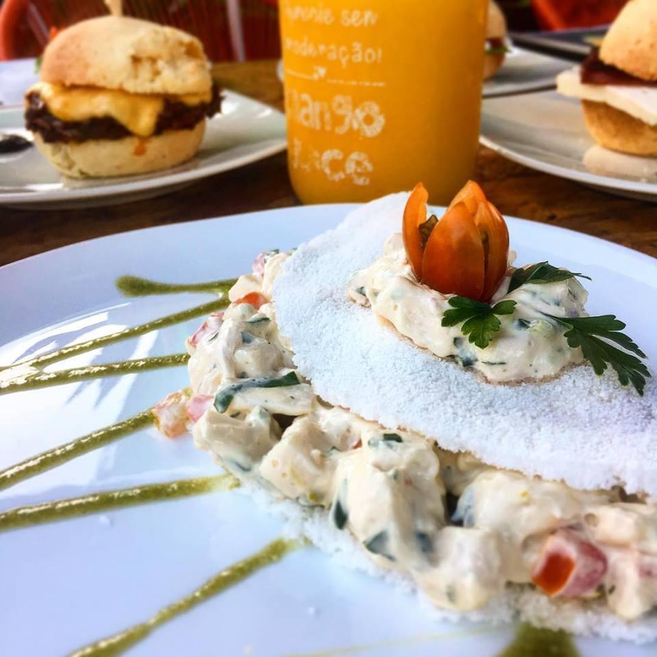 Mango Juice é opção de comida saudável em Londrina