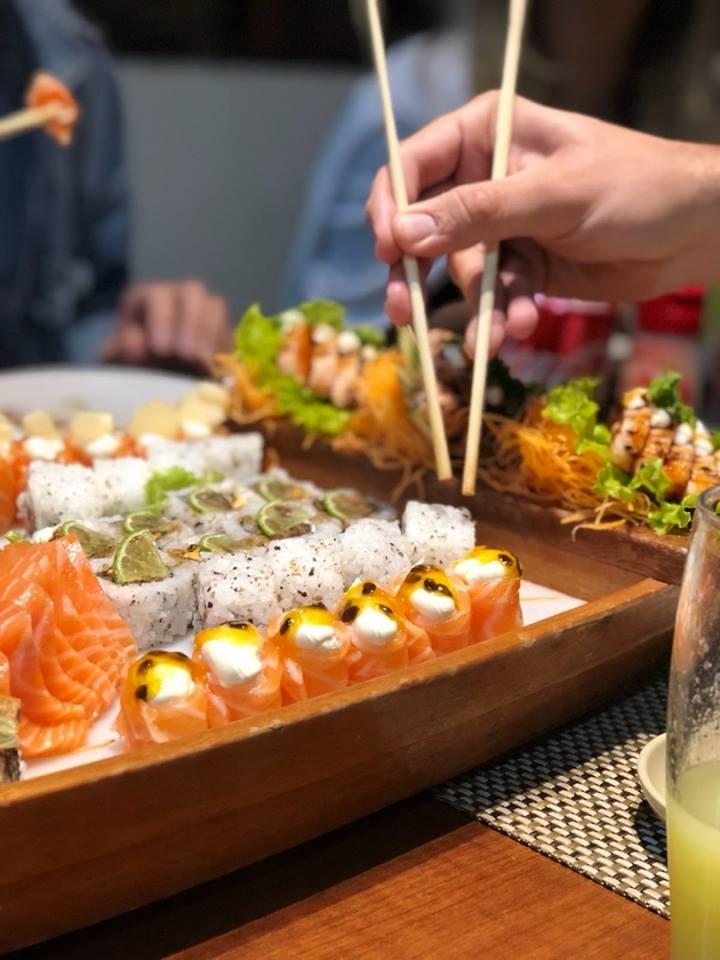 Comida japonesa em Londrina: Matsuri Garden