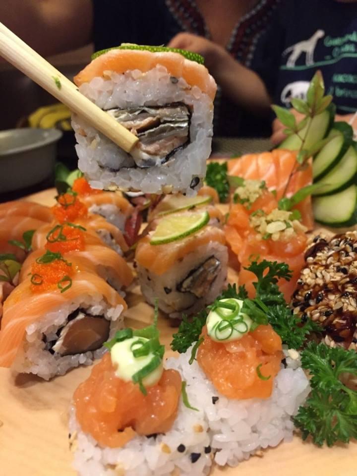Comida japonesa em Londrina: Matsuri Premium