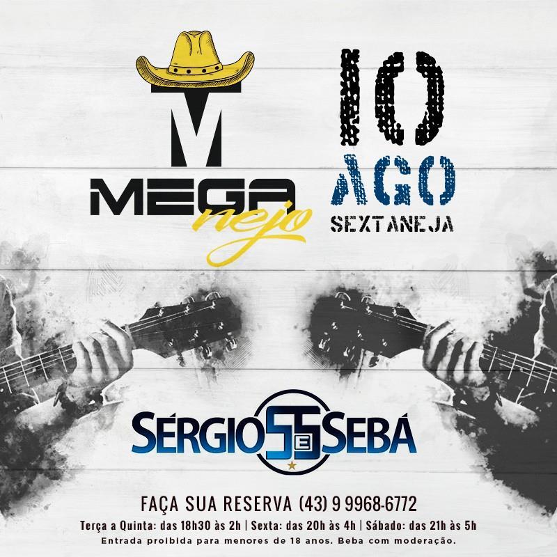 Mega Lounge - Meganejo com Sérgio e Sebá