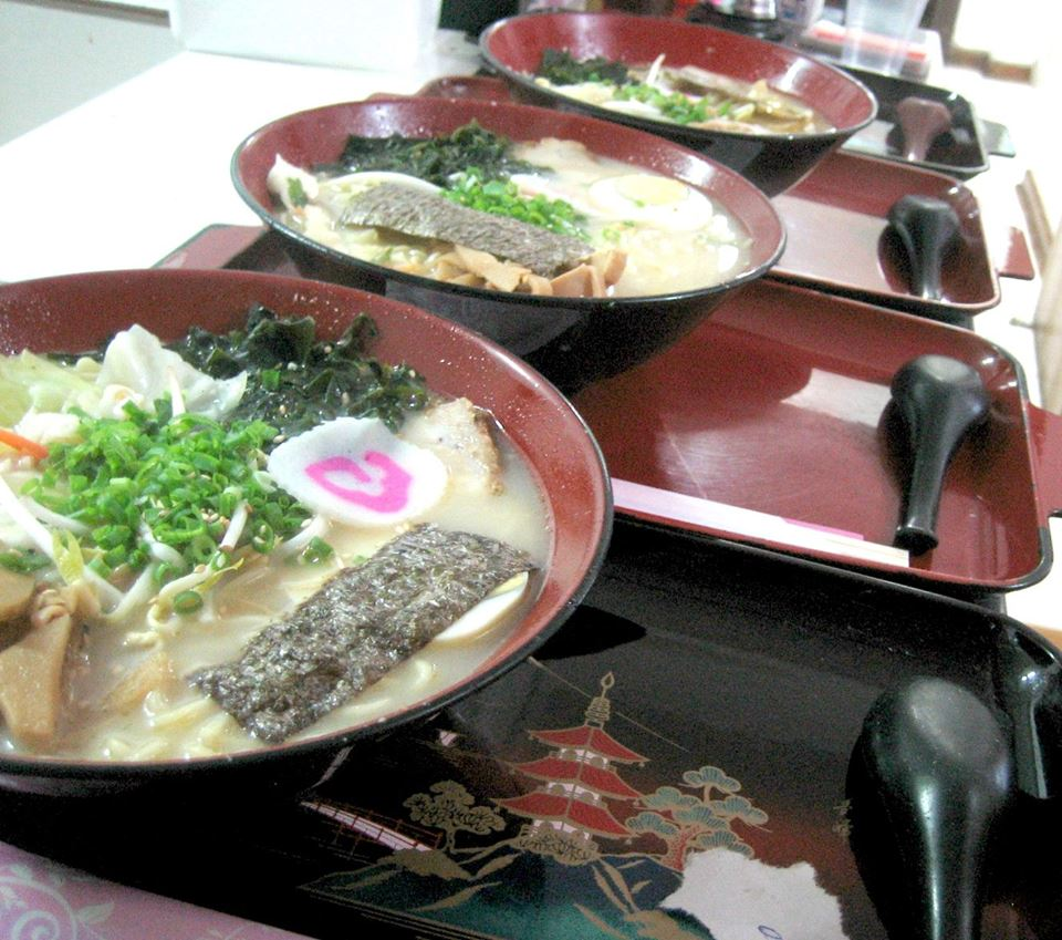 Comida japonesa em Londrina: Miejan Lamen