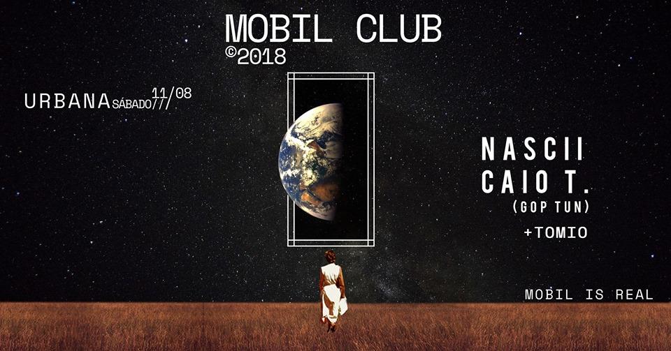 Mobil Club - Nascii Caio T. + Tomio