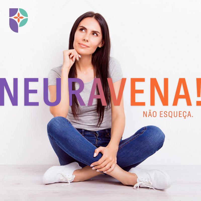 Neuravena turbina a sua memória na Farmácia Passiphlora em Londrina