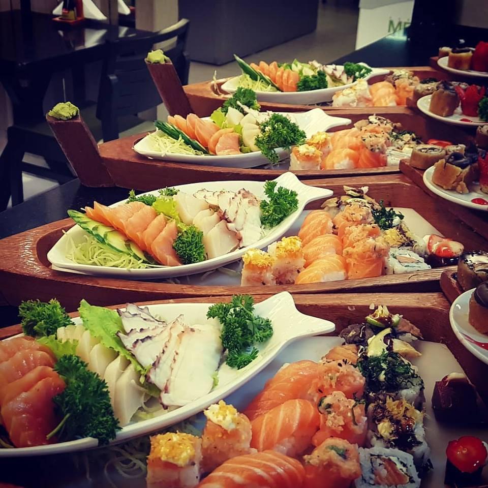 Comida japonesa em Londrina: Niwa Sushi