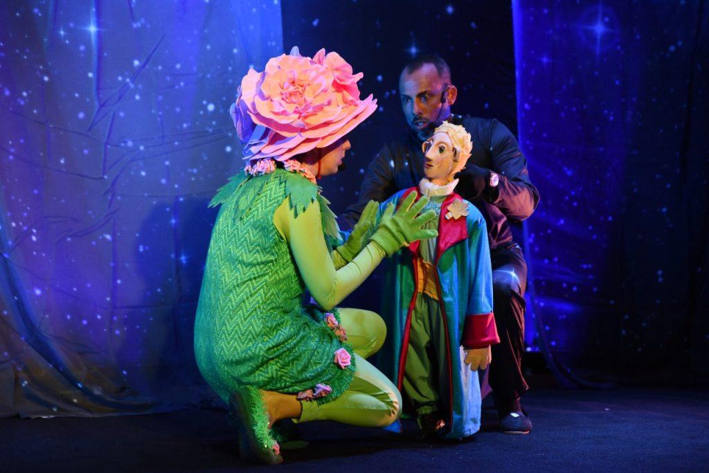 O Pequeno Príncipe está no Teatro do Clubinho em Londrina