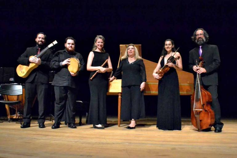 Color Rethoricus - Orquestra Barroca Capriccio Stravagante