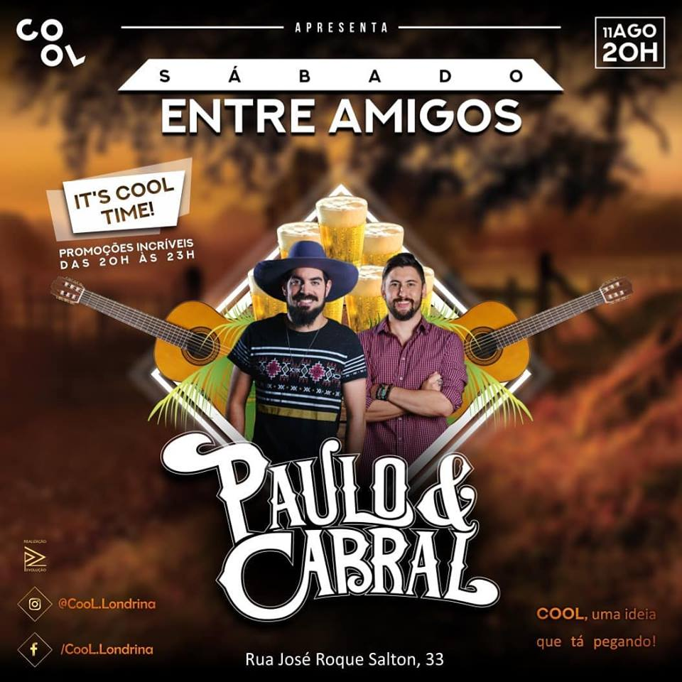 Cool - Paulo & Cabral