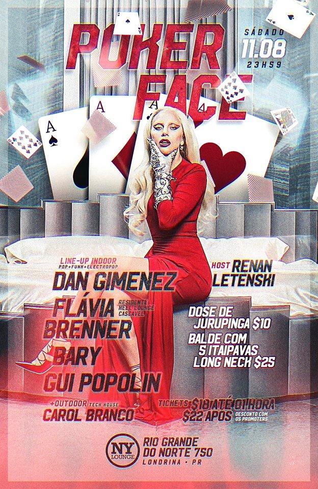 New York Lounge - Poker Face