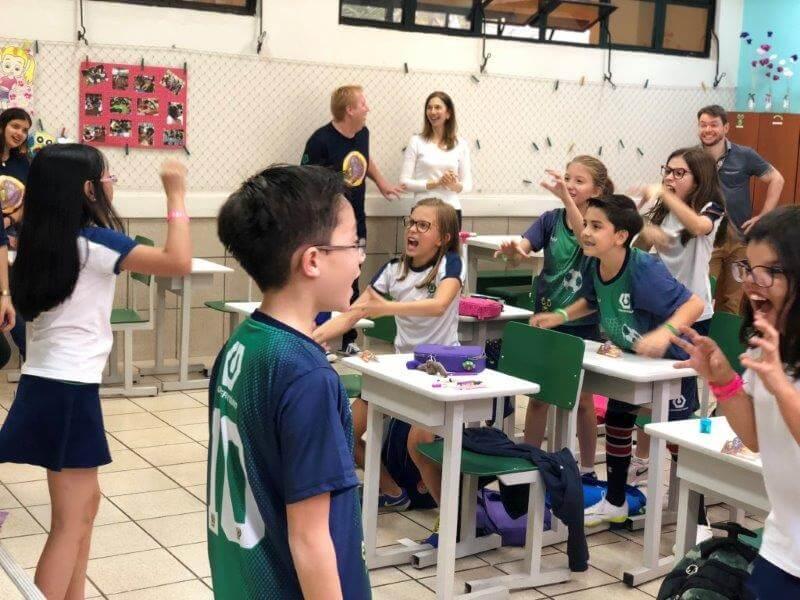 Colégio Universitário de Londrina terá programa bilíngue em 2019