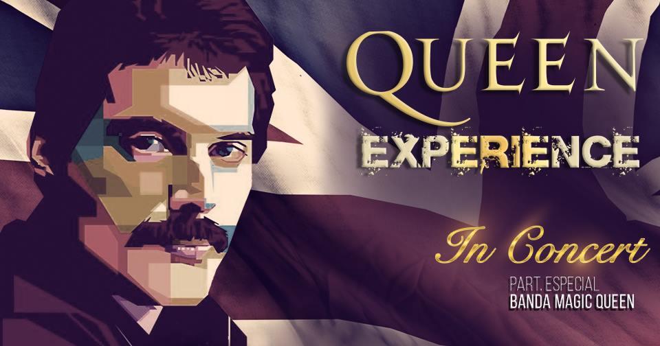 Queen In Concert em Londrina