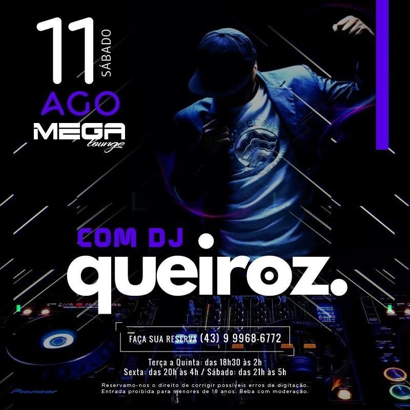 Mega Lounge - DJ Queiroz