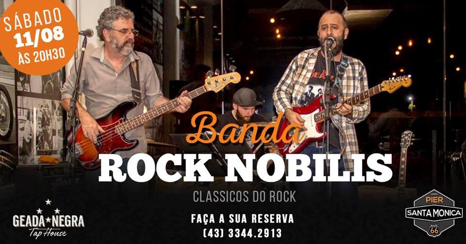 Pier santa monica - Rock nobilis