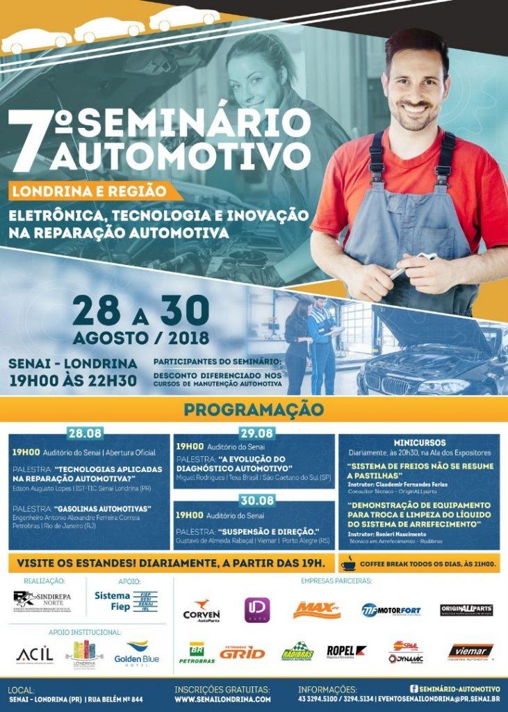 7° Seminário Automotivo e Londrina e região
