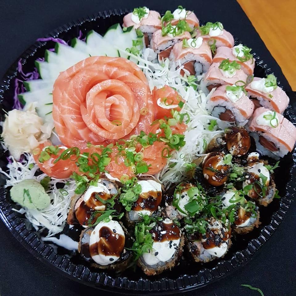Comida japonesa em Londrina: ShiKi Sushi