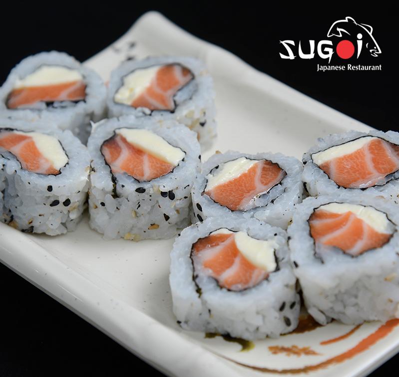 Comida japonesa em Londrina: Sugoi