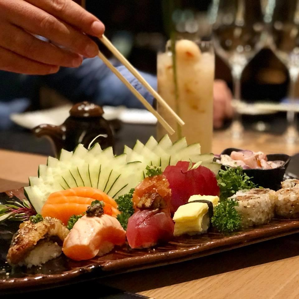 Comida japonesa em Londrina: Terrace Lounge