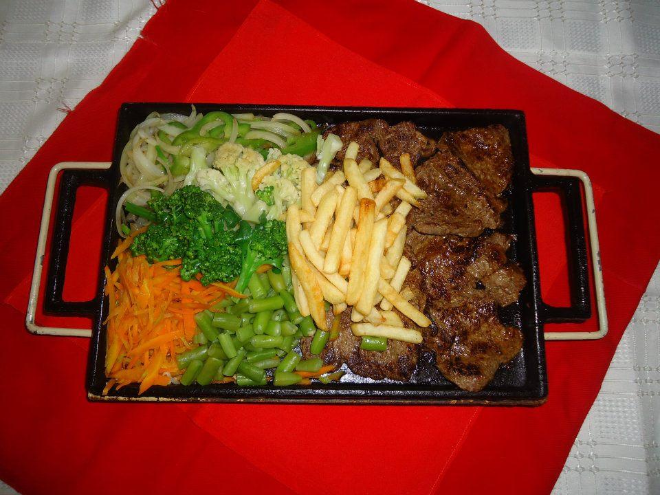 Comida chinesa em Londrina: Restaurante Xangai