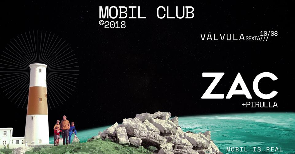 Mobil Club - Zac + Pirulla