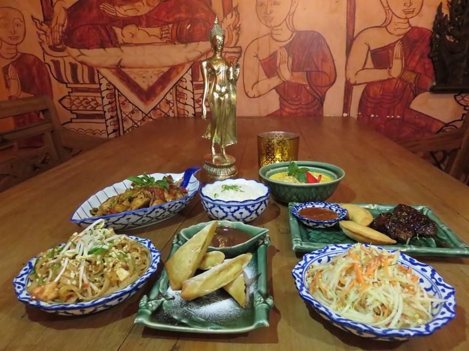 Comida libanesa e tailandesa em Londrina: Bangkok Garden