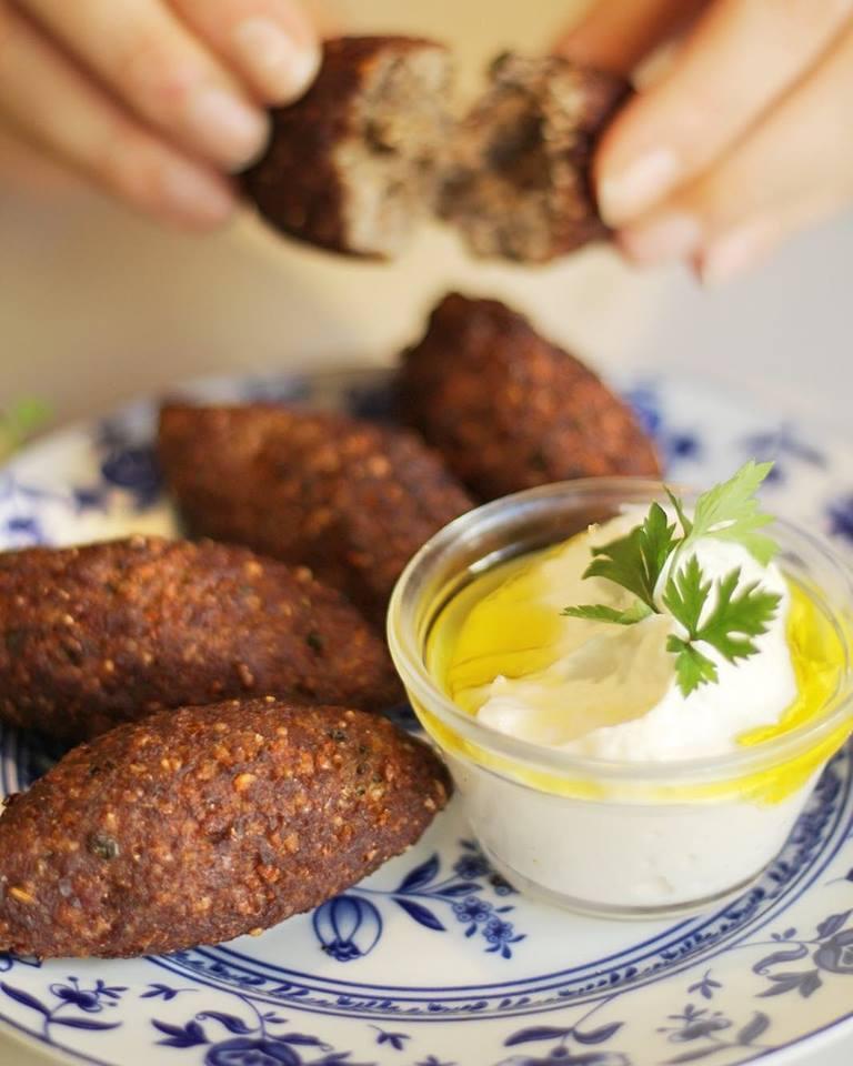 Comida libanesa e tailandesa em Londrina: Cantina Libanesa