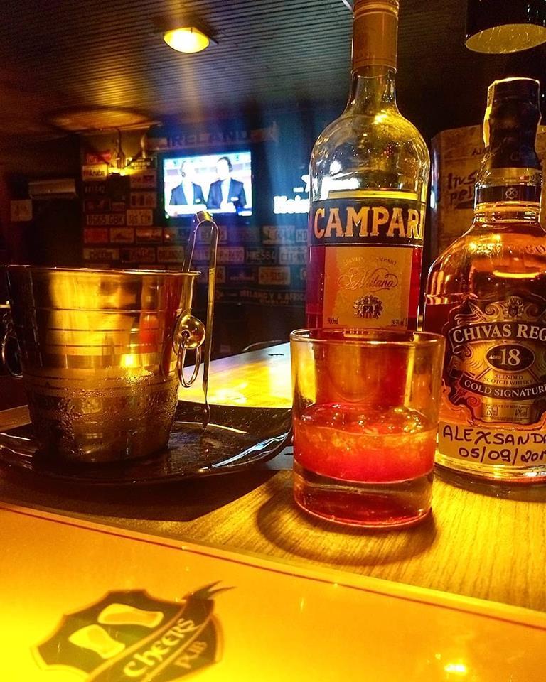 Happy Hour em Londrina: Cheers