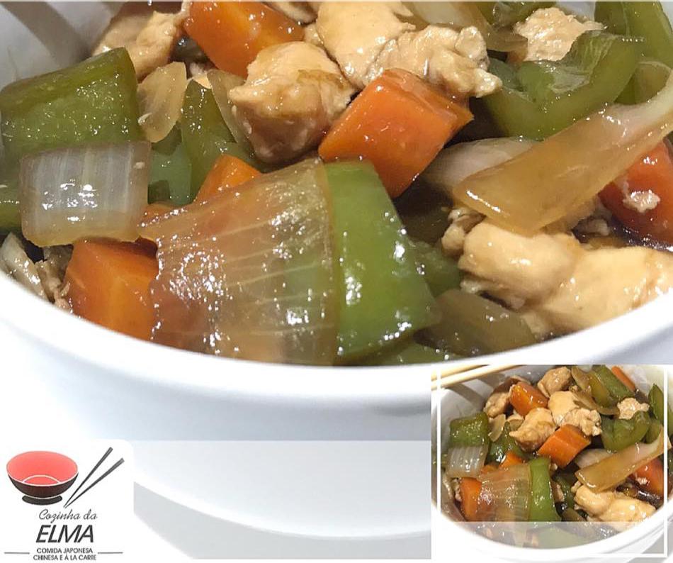 Comida chinesa em Londrina: Cozinha da Elma