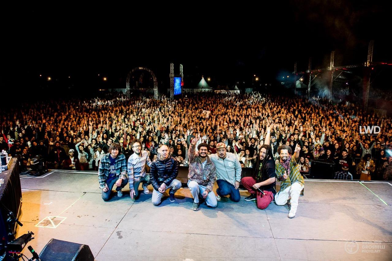 Criolo já veio ao Festival Alternativo de Londrina