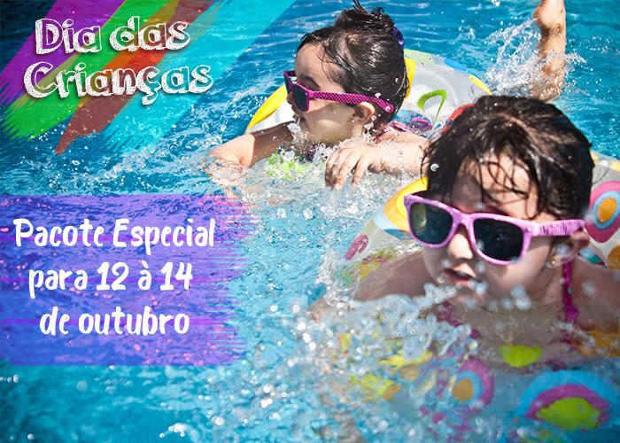 Hotel Lago das Pedras tem pacote especial para o Dia das Crianças