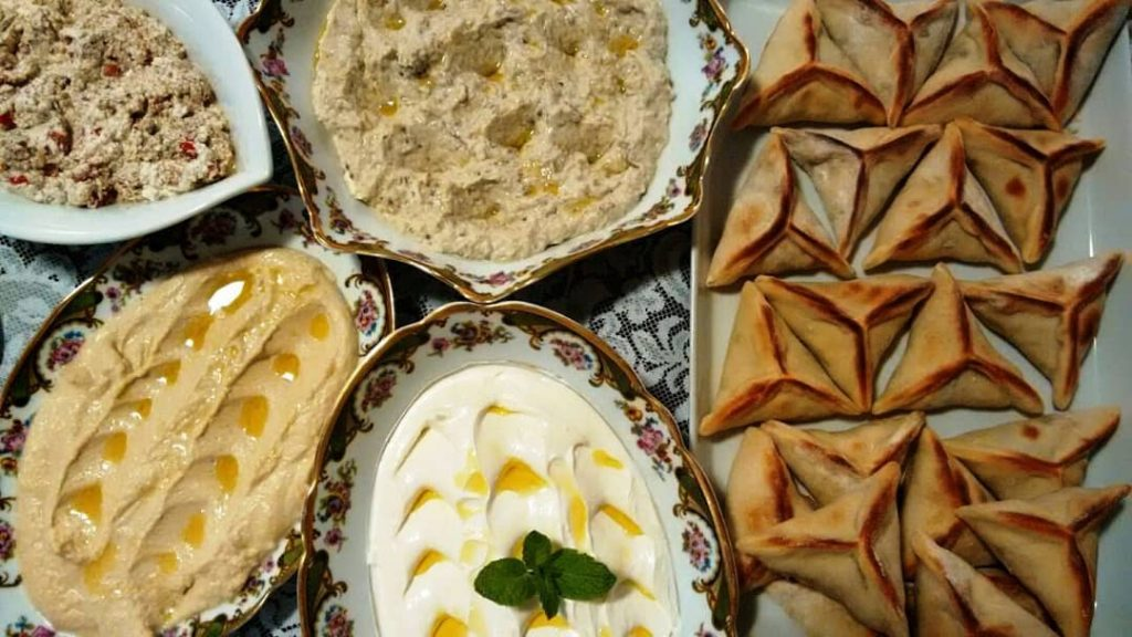 Comida libanesa e tailandesa em Londrina: Ibrahim Gastronomia